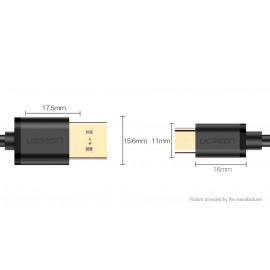 UGREEN USB-C to USB 2.0 Data Sync / Charging Cable (100cm)
